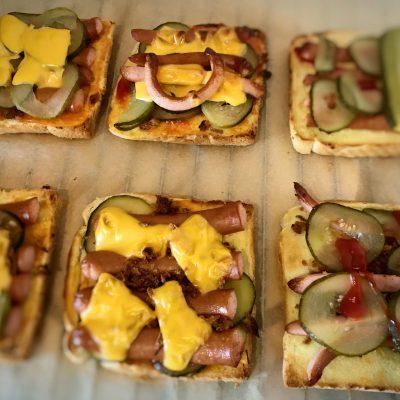 Hot-Dog-Sandwiches