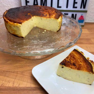 San Sebastian Cheesecake Kiki