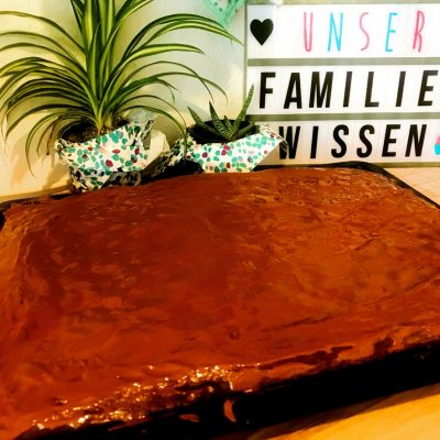 Schokoladen Rührkuchen 2