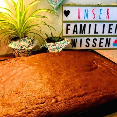 Schokoladen Rührkuchen