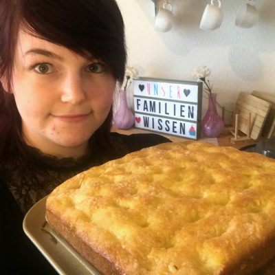 Zuckerkuchen und ich
